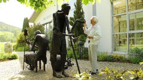 'Spinnerfamilie' von Dr. Wilfried Koch