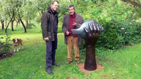 Gelernter Bildhauer