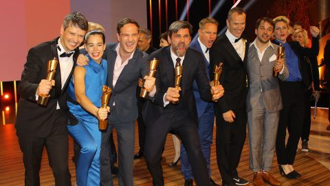 Der Deutsche Filmpreis 'Lola' von ARA KUNST produziert